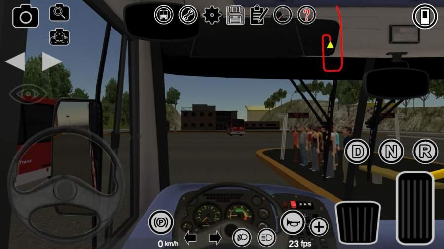 公交驾驶模拟器2020截图3