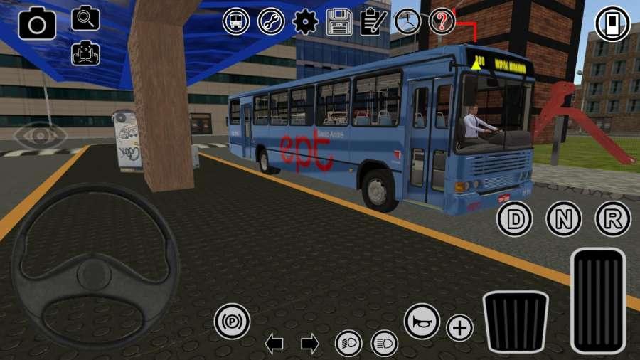 公交驾驶模拟器2020截图4