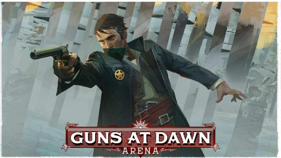 黎明之枪 截图0