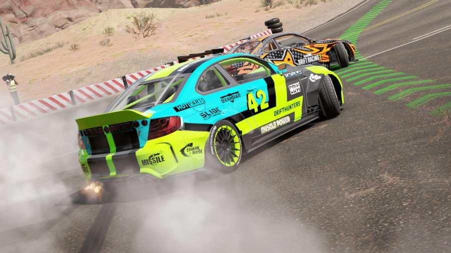 CarX漂移赛车2截图2