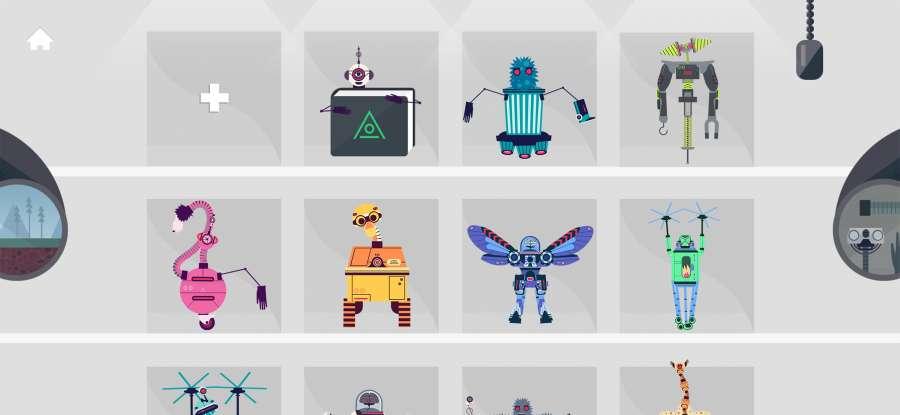 机器人梦工厂 截图0