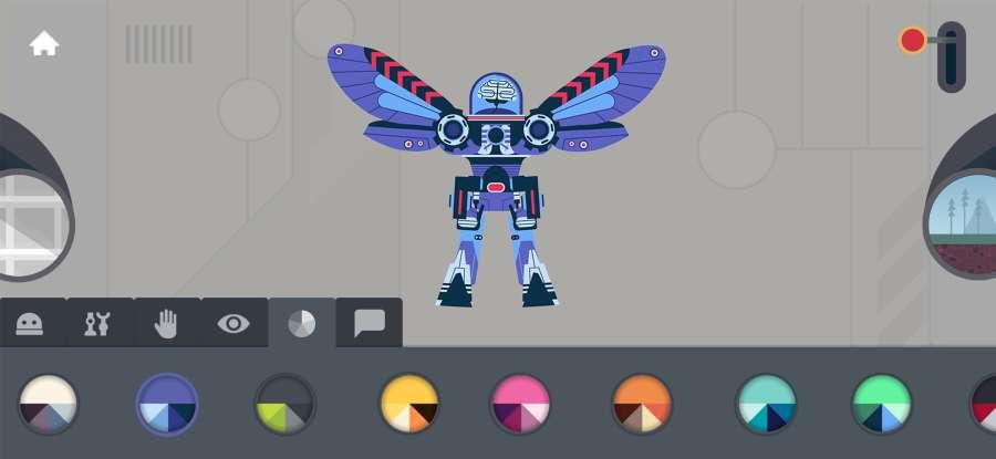 机器人梦工厂 截图1