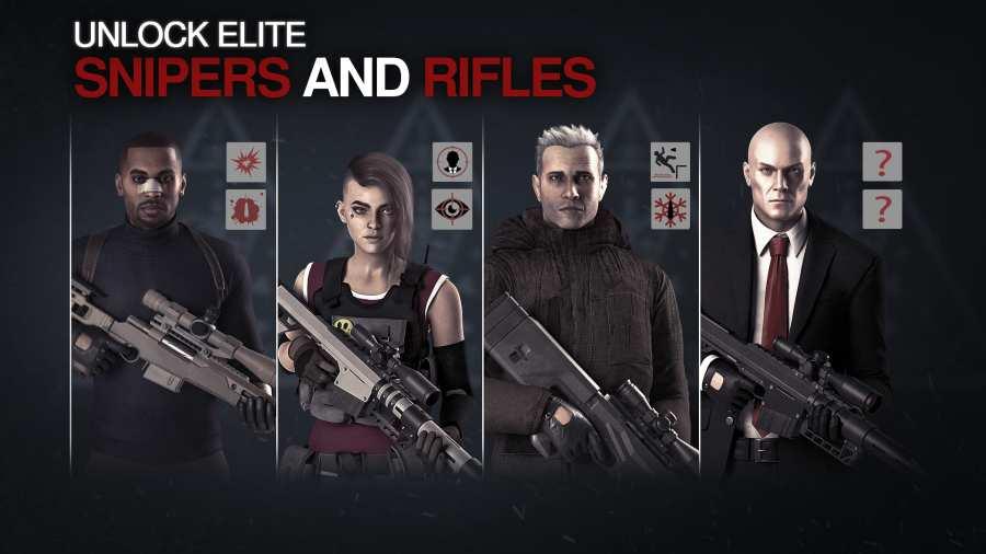 杀手狙击2:刺客世界 测试版截图4
