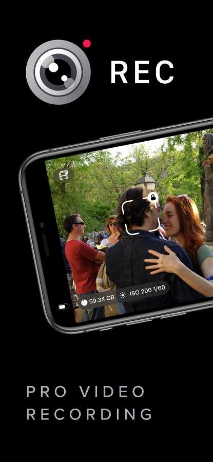 REC - Pro Video Camera截图0