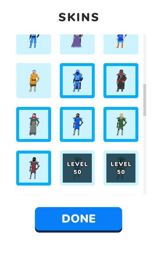 武器大师3D格斗截图2