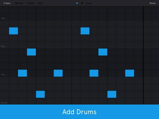 Auxy Jam - Simple Beat Maker截图2