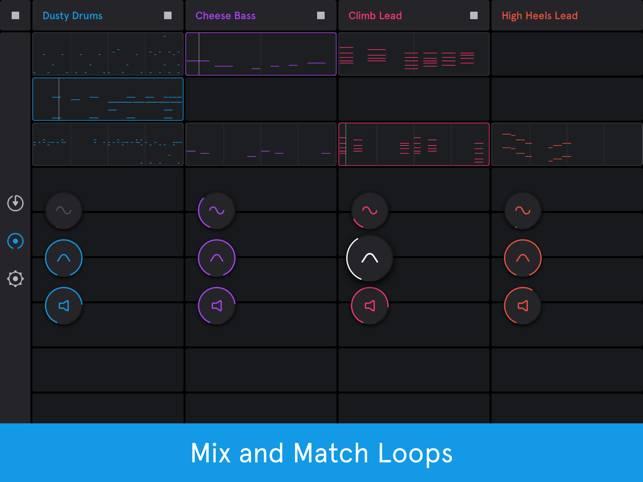 Auxy Jam - Simple Beat Maker截图3