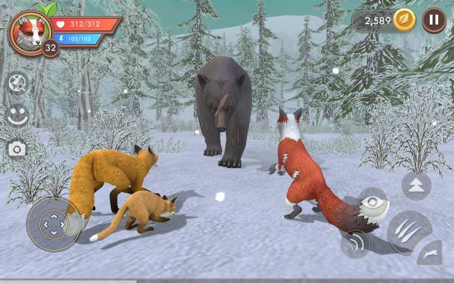 野生动物:动物模拟Online截图2