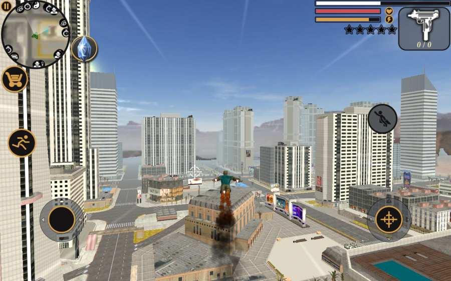 拉斯維加斯犯罪模擬器2截圖0