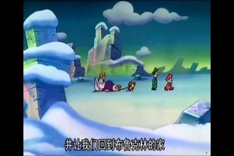 超级玛丽动画片