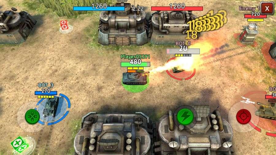 坦克战争2截图2
