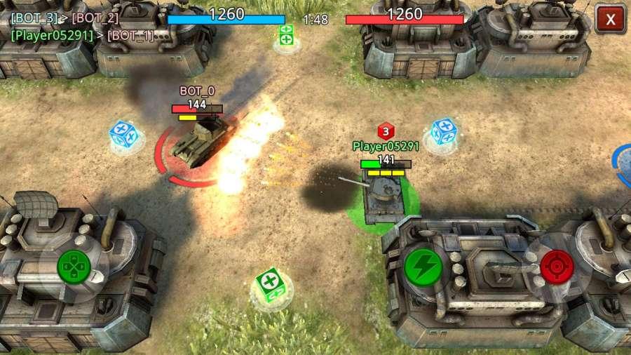 坦克战争2截图3