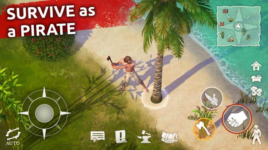 叛变:海盗生存截图2