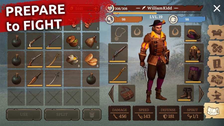 叛变:海盗生存截图3