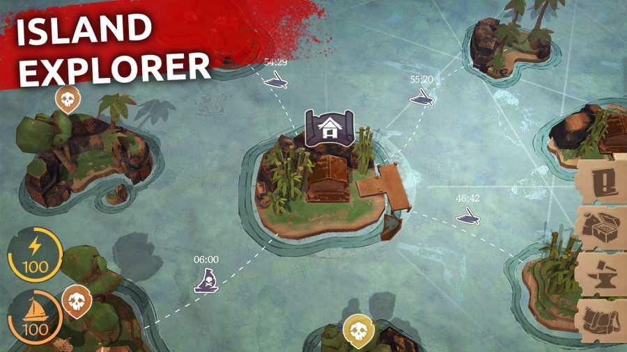 叛变:海盗生存截图4