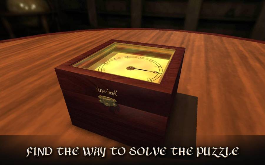 秘密之盒截图1