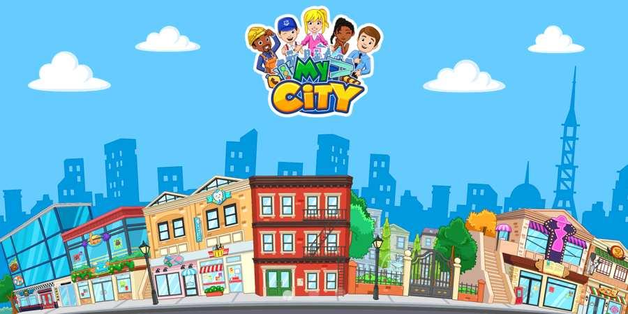 我的城市:银行截图3