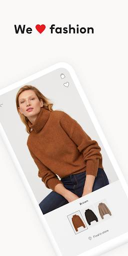 H&M—我們熱愛時尚截图0