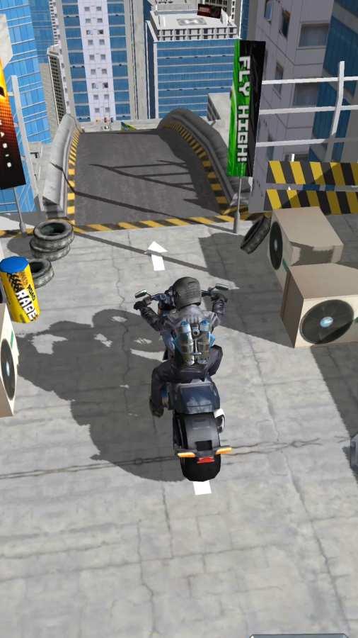 摩托车特技飞跃截图4