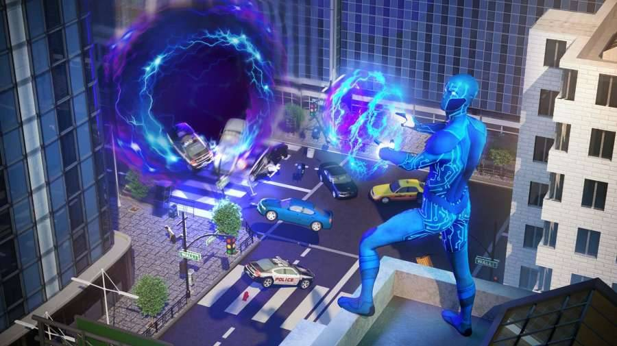 黑洞英雄:拉斯维加斯飞侠截图0