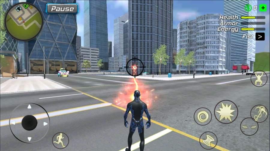 黑洞英雄:拉斯维加斯飞侠截图3