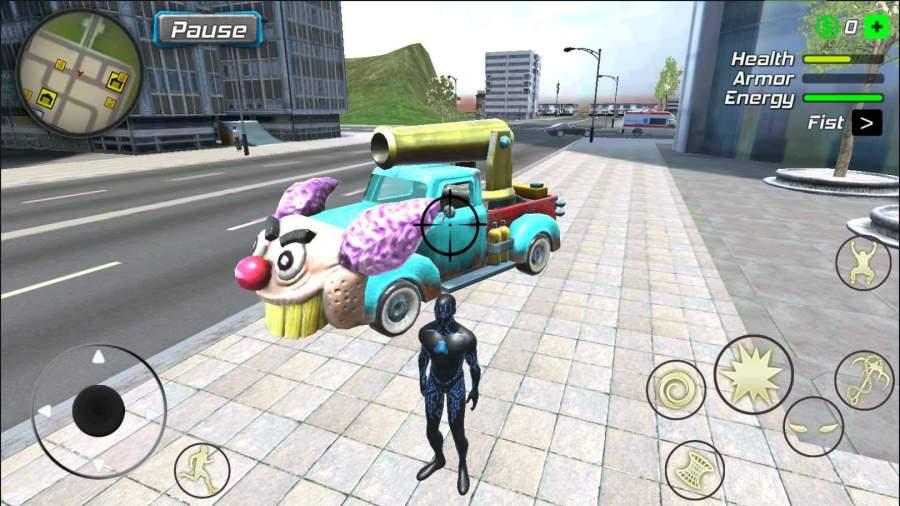 黑洞英雄:拉斯维加斯飞侠截图4