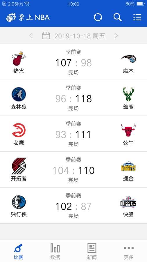 掌上NBA截图0