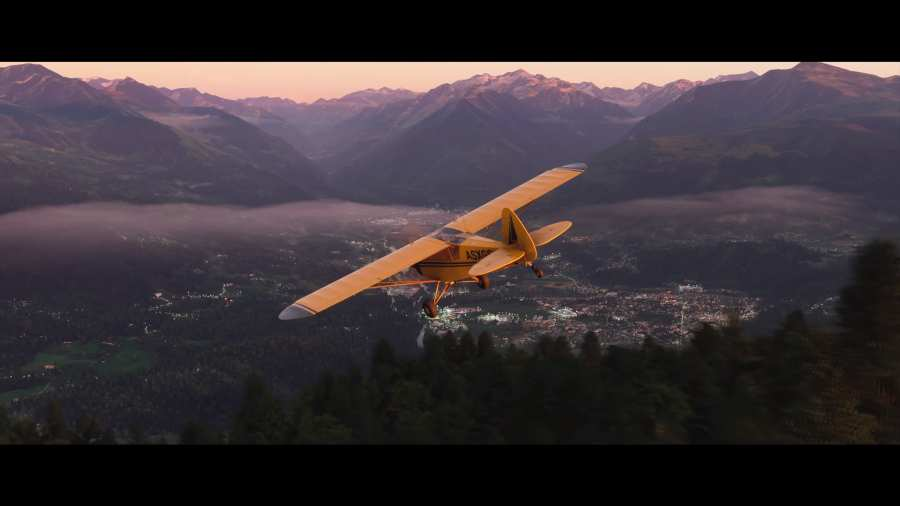 微软模拟飞行 2020
