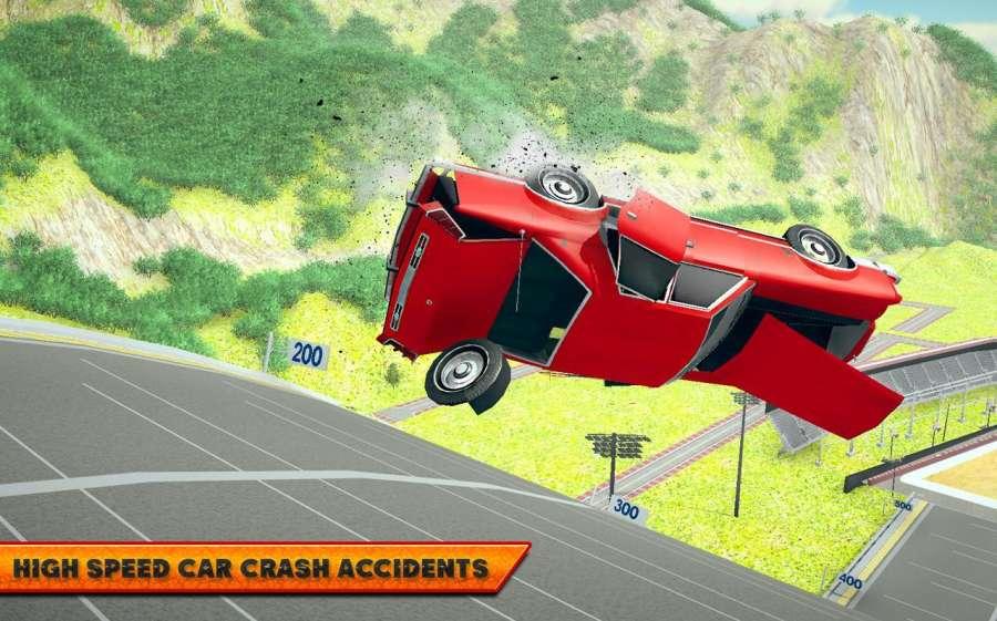 车祸驾驶模拟器 截图2