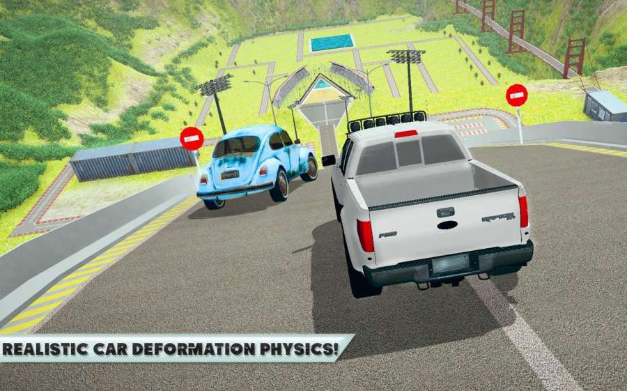 车祸驾驶模拟器 截图4