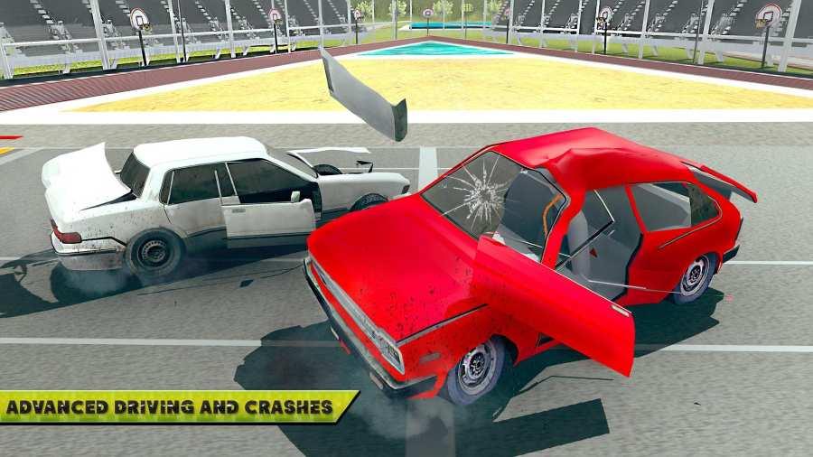 车祸驾驶模拟器 截图7