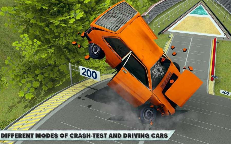 车祸驾驶模拟器 截图8