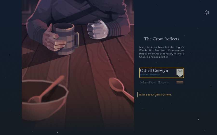 权力的游戏:乌鸦的故事截图3