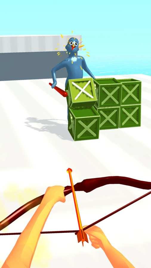 弓箭手英雄3D截图2