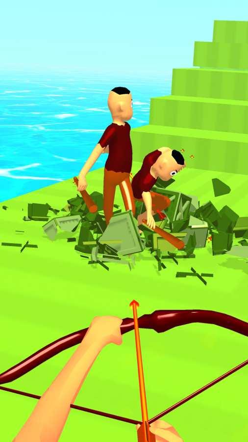 弓箭手英雄3D截图3