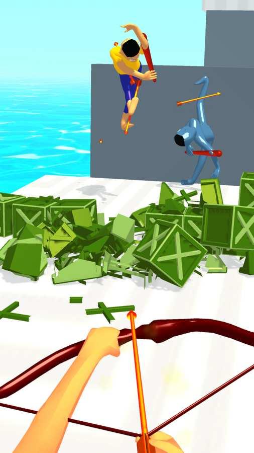 弓箭手英雄3D截图4