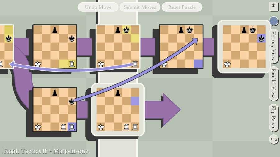有多元宇宙时间旅行的五维国际象棋截图1