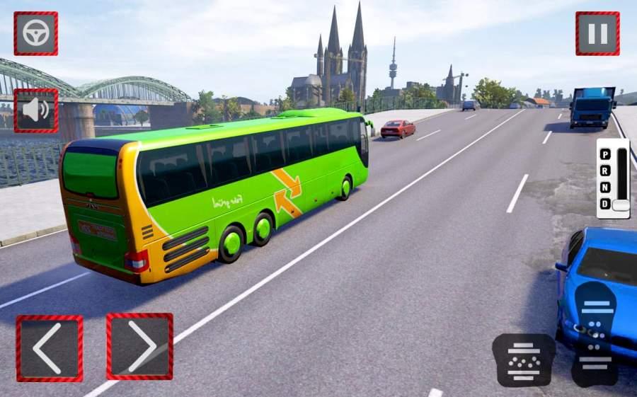 城市公交模拟器截图0