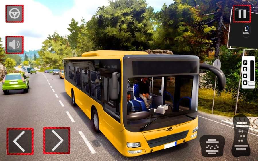 城市公交模拟器截图1