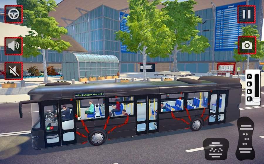 城市公交模拟器截图2