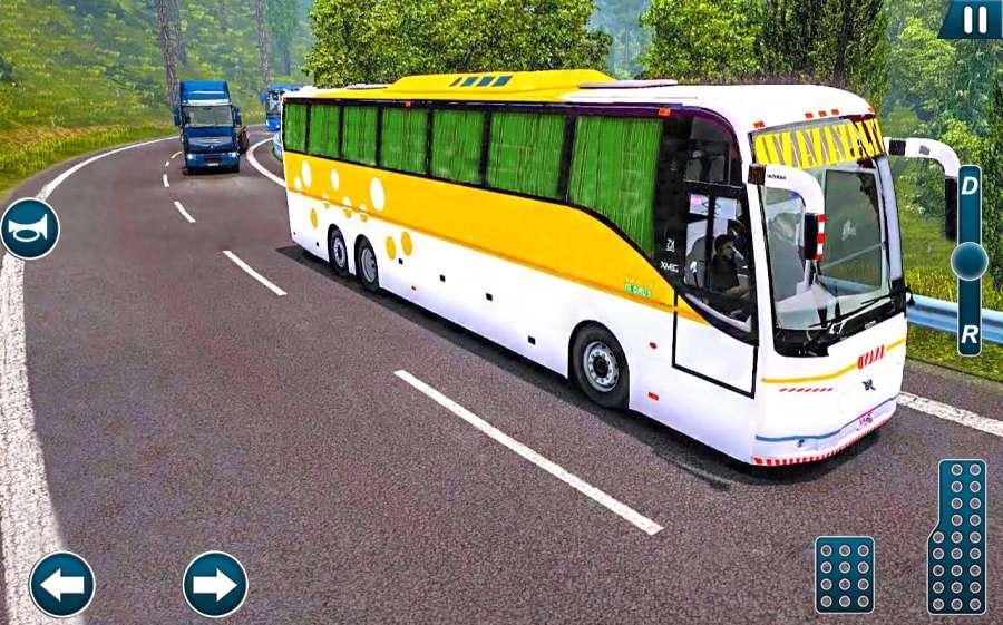 城市公交模拟器截图3