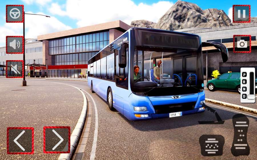 城市公交模拟器截图4
