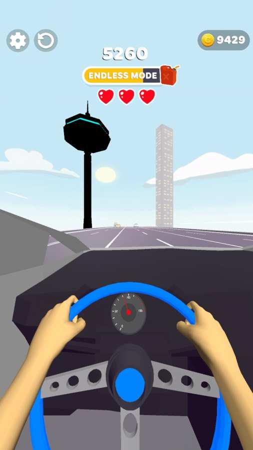 极速车手3D