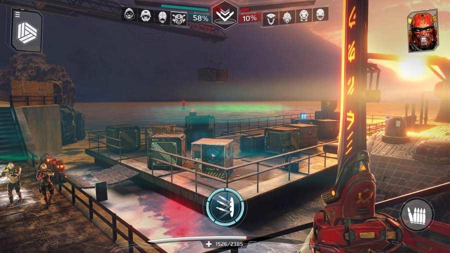 现代战争:尖峰对决 - 多人在线FPS游戏截图3