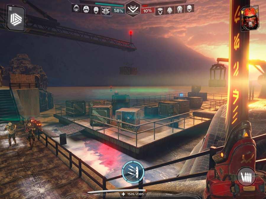 现代战争:尖峰对决 - 多人在线FPS游戏截图9
