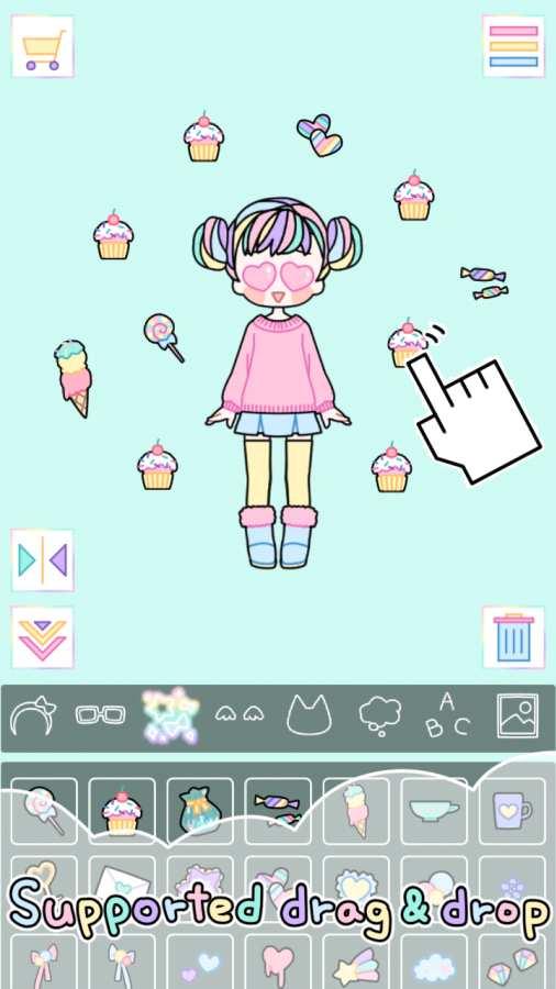 粉彩女孩 完整版