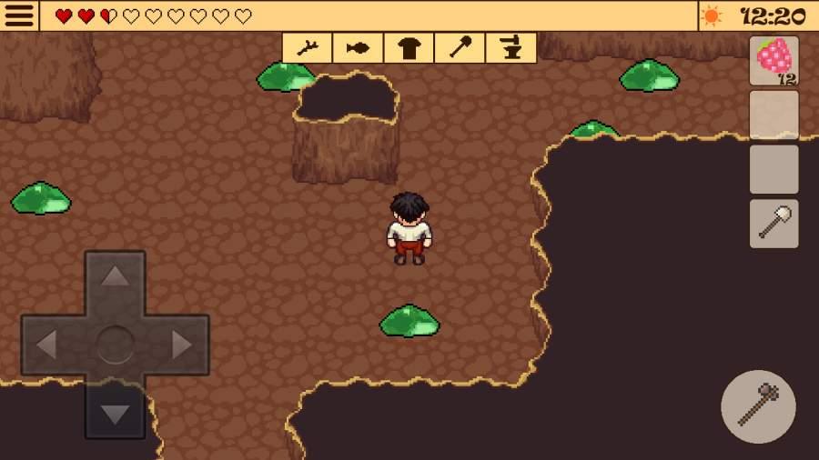 生存RPG: 失落的宝藏
