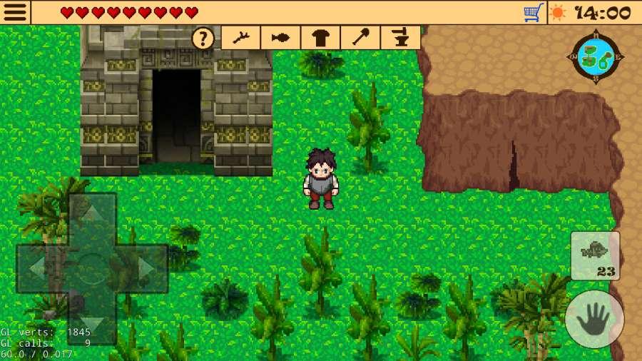 生存RPG 2:神庙废墟截图2