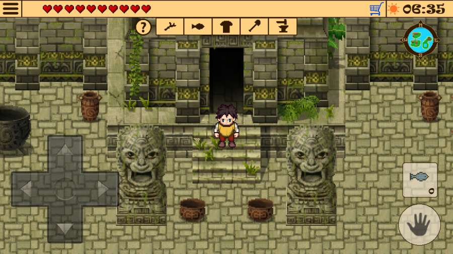 生存RPG 2:神庙废墟截图3