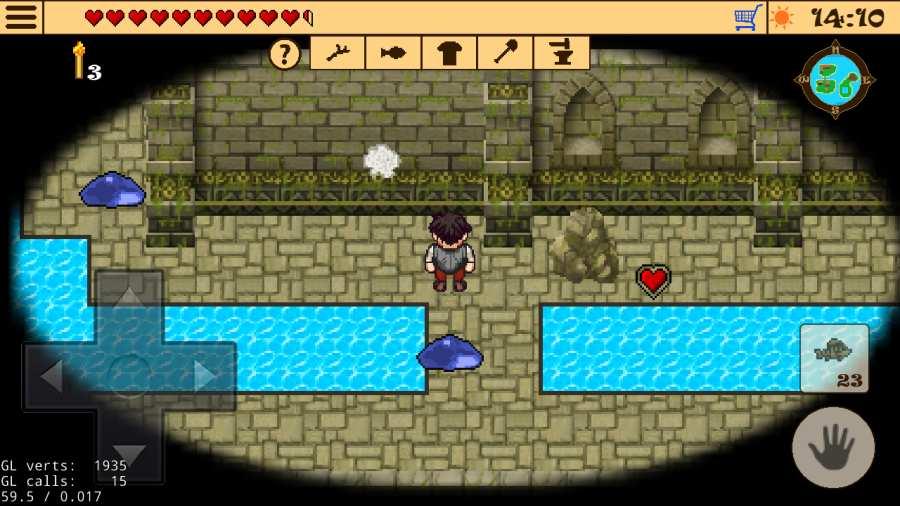 生存RPG 2:神庙废墟截图4